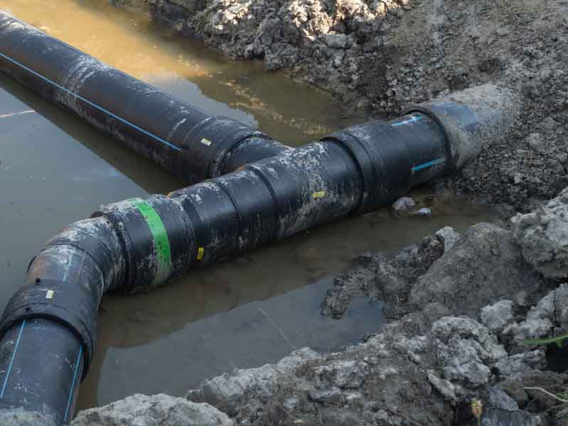 trenchless pipe repair in Newton, MA