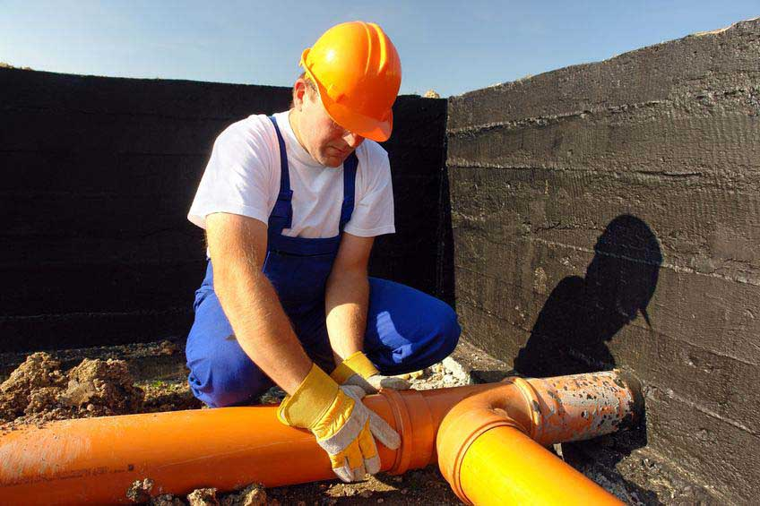 trenchless pipe lining in Arlington, MA