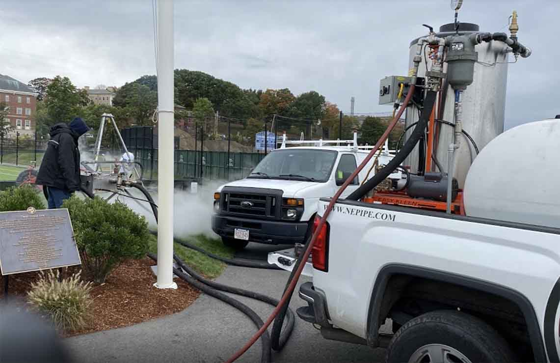 sewer camera inspection services in Framingham, MA